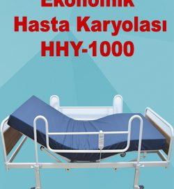 Ekonomik Hasta Karyolası HHY-1000